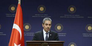 Dışişleri: ABD'nin çekilme kararı, YPG'ye hizmet etmemeli