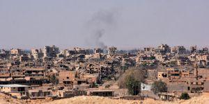 Koalisyon Deyr ez-Zor'da katliam yaptı