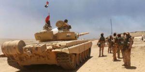 Irak, Deyr ez Zor'da IŞİD mevzilerini bombaladı
