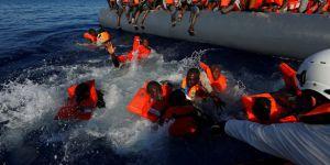 Akdeniz'de Göçmen faciası: 117 ölü