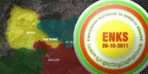 ENKS: Güvenli bölge Afrin'i de kapsamalı