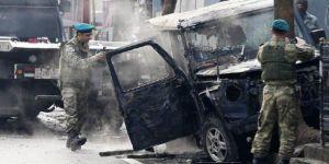 Valiye bombalı saldırı: 8 koruma öldü
