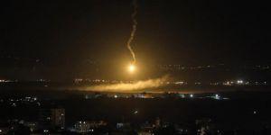 İsrail'den Suriye'deki İran hedeflerine saldırı