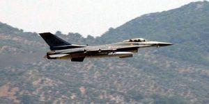 TSK'dan sınır bölgelerine bombardıman