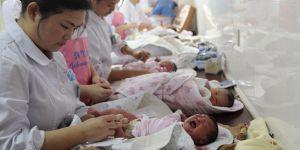 Çin'de 2018'de 15.23 milyon bebek doğdu: 60 yılın en düşük doğum oranı