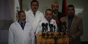 Gazze'de Sağlık Hizmeti Durdu