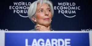 """IMF'den Davos öncesi """"küresel belirsizlik"""" uyarısı"""