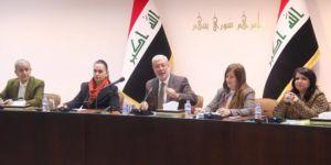 Kürdistan Fraksiyonu 5 maddede anlaştı