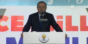 Cumhurbaşkanı Erdoğan'dan 'dolar' açıklaması