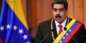 Maduro: ABD, Libya ve Irak'ta yaptığını Venezüella'da yapmaya çalışıyor