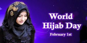 1 Şubat Dünya Hicab Günü