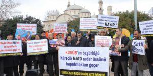 'NATO'ya ve Üslerine Hayır'