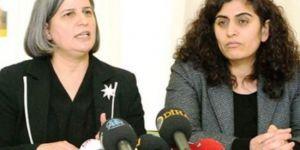 HDP'li Kışanak ve Tuncel'e ceza