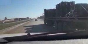 Amerika Suriye'ye Silah Sevkine Devam Ediyor