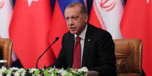 Erdoğan: Münbiç'te Sıkıntı Var