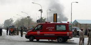 İranlıları taşıyan otobüse bombalı saldırı