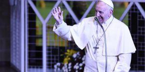 Papa Franciscus, BAE'de düzenlenen ilk ayini yönetti