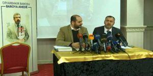 Diyarbakır Barosu Elçi cinayetinde adı geçen şüphelileri açıkladı