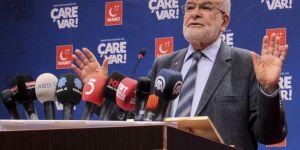 Karamollaoğlu: İktidarın pili bitti, şarj edilemiyor