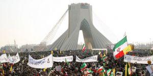 İran İslam İnkılabının 40. yılı kutlanıyor