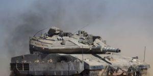 İsrail tankının açtığı ateş Suriye'de hastaneyi yerle bir etti