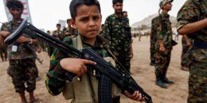 UNICEF: Çocuklar yetişkinlerin savaşına alet ediliyor