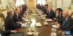 KDP ve KYB'den 4 yıllık anlaşma