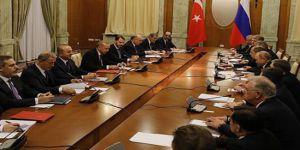Erdoğan: Suriye'nin toprak bütünlüğü sağlanamaz