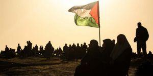 Gazze'deki 'Büyük Dönüş Yürüyüşü' gösterileri yeniden canlanıyor