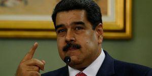 Maduro: ABD'yle gizlice görüştük