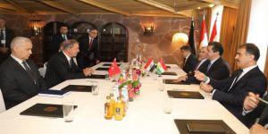Barzani ve Hulusi Akar görüştü