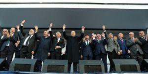 Erdoğan: IMF Başkanına 'Türkiye'nin başbakanı benim, sen değilsin'