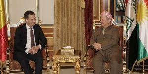 Barzani: Suriye'deki gelişmeler Kürt halkının zararına sonuçlanmamalı