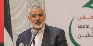 Hamas lideri Heniyye'den Mescid-i Aksa'da toplanma çağrısı