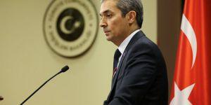 Dışişleri: AP'nin 2018 Türkiye Raporu Taslağı kabul edilemez