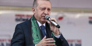 Erdoğan: Kim buna serbest piyasa diyorsa onu gelsin külahıma anlatsın