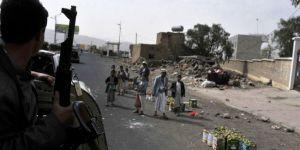 Yemen'de 2 bin 700 çocuk silah altına alındı
