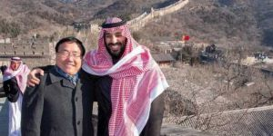 """Selman'ın """"Çin Anlaşması"""" Alay Konusu Oldu"""