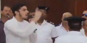 İdam edilen Mısırlı gencin son sözleri/ VİDEO