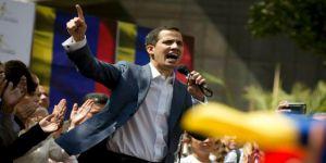 Guaido'dan 'generaller Türkiye'ye kaçtı' iddiası