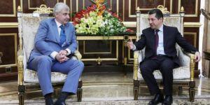 Mesrur Barzani: Suriye'de Kürtlerin hakları güvence altına alınmalı