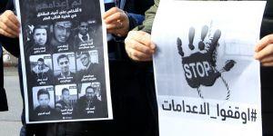 'Arap ve dünya ülkelerinin Mısır'daki idamlara karşı sessizliğini kınıyoruz'