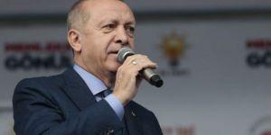 Erdoğan: Hiç beklemeden kayyumlarımızı atarız