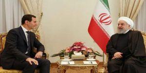 Esad İran'da