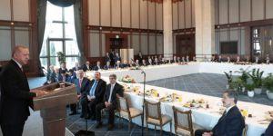 Erdogan ligel hin serokeşîrên kurd civiya