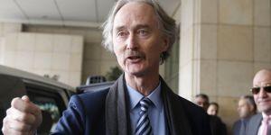 BM: Suriye'de DSG siyasi sürecin parçası değil