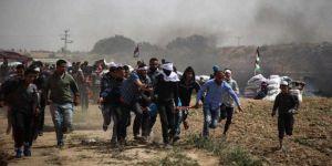 27 Bin Filistinli Yaralandı