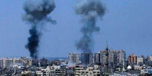 İsrail'den Kassam Tugaylarına hava saldırısı