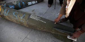 'ABD'nin insani yardımınından önce, bombaları Yemen'e ulaşıyor'