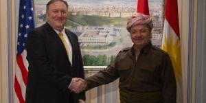 ABD'den Pompeo ve Başkan Barzani görüşmesine ilişkin açıklama